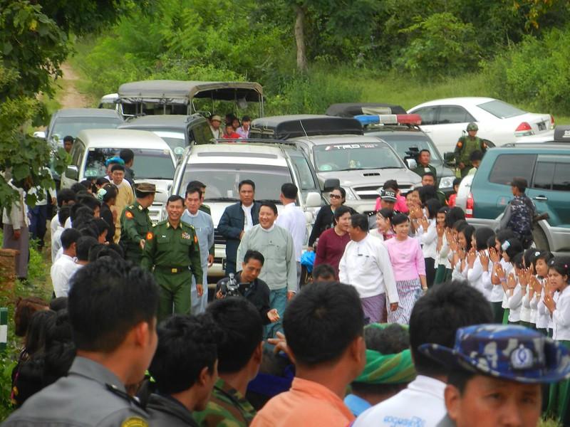 Хунта в Мьянме