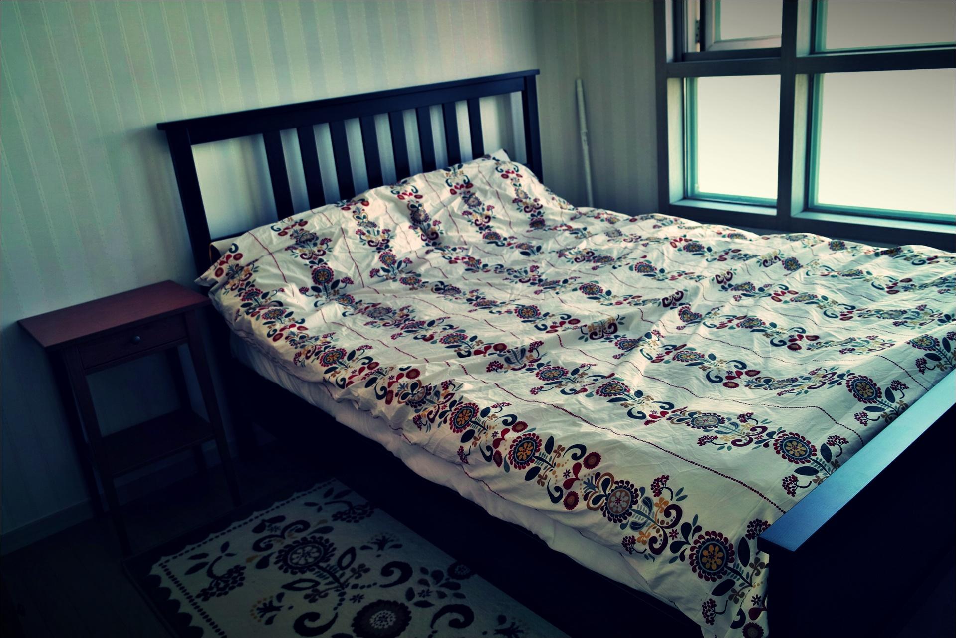침대 -'캐스퍼 메모리폼 매트리스 the casper mattress'