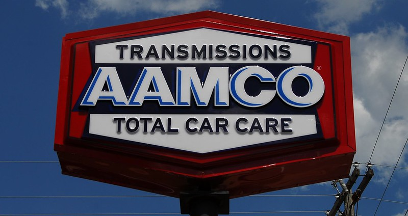 AAMCO Transmissions, photo by Blue MauMau