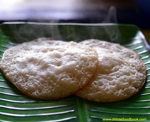 Puffed rice dosa