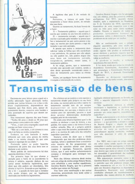 Modas e Bordados, No. 3187, 7 Março 1973 - 4