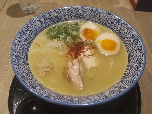 Ajitama Rich Shio Ramen