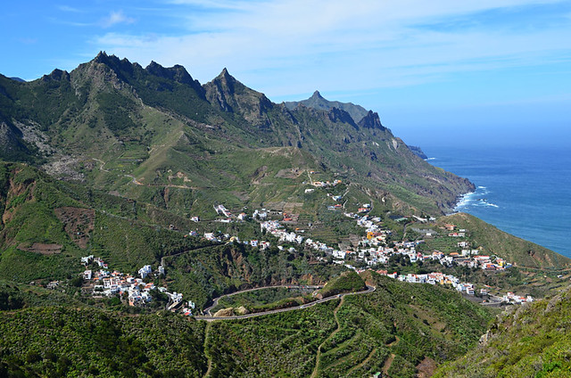 Taganana, Anaga, Tenerife