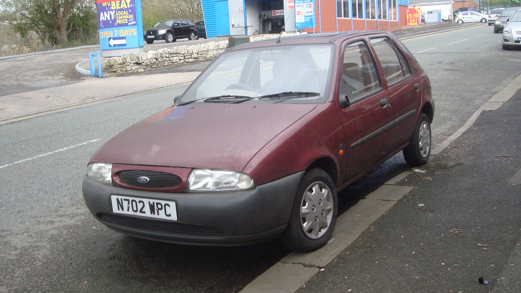 1996 ford fiesta 1 3 lx you don 39 t see many n reg mk4. Black Bedroom Furniture Sets. Home Design Ideas