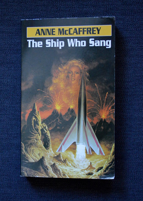 21 Authors The Ship Who Sang