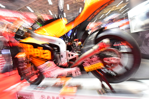 London Motorcycle Show 2016