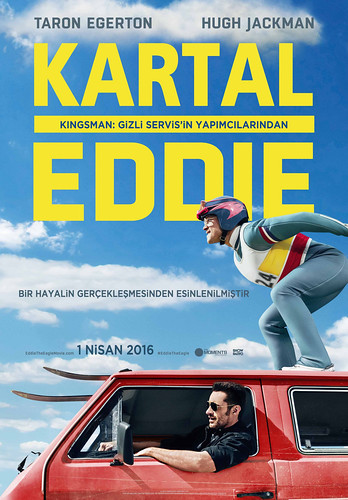 Kartal Eddie - Eddie the Eagle (2016)