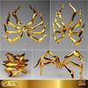 [Imagens] Máscara da Morte de Câncer Soul of Gold  24735484620_979e023c2b_t
