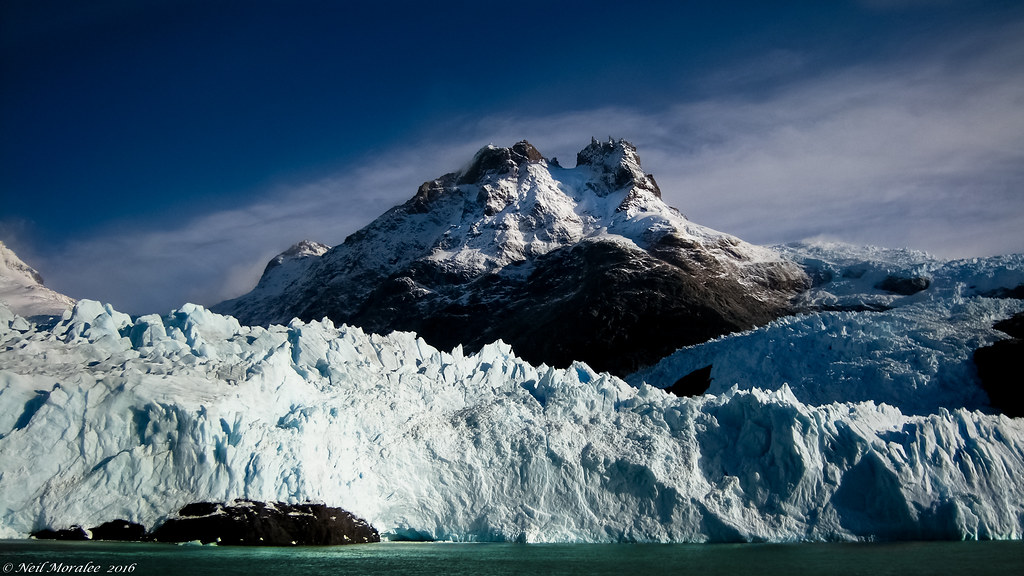 how to say glacier in spanish