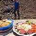 Lunch, Atlas Mountains, Morocco