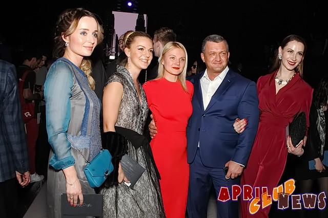 Неделя моды Mersedes-Btnz Fashion Week Russia