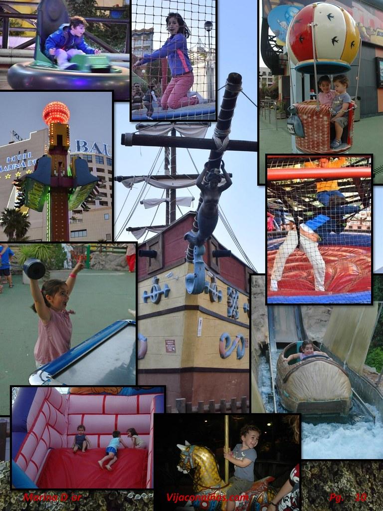 Marina D´or - Más allá del Ciudad de Vacaciones.