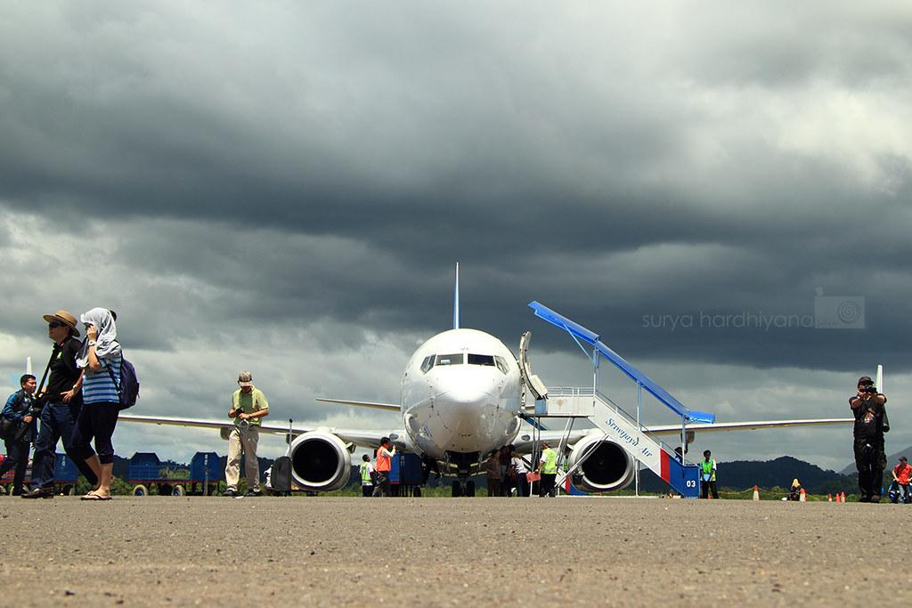 Bandara HAS Hanandjoeddin, Belitung