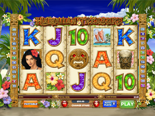 Hawaiian Treasure slot game online review