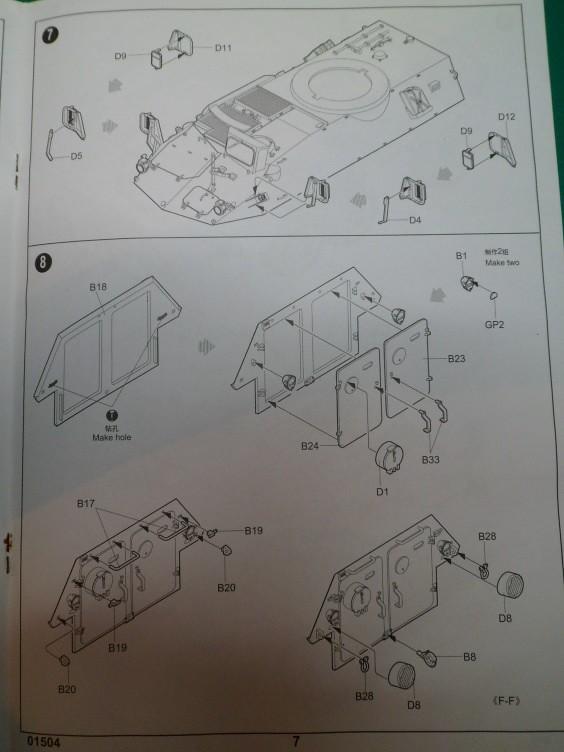 Ouvre-boîte AVGP Cougar Improved version [Trumpeter 1/35] 24504093730_41c7d489ef_b