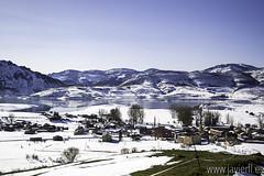 Raquetas por el Valle de Arbás (12-12-2015)