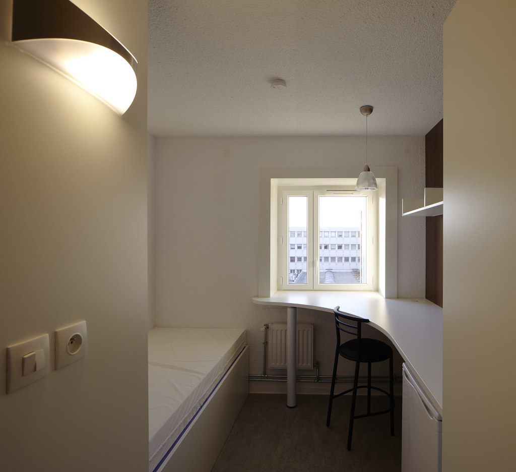 cit u estelan aix en provence crous aix marseille avignon flickr. Black Bedroom Furniture Sets. Home Design Ideas