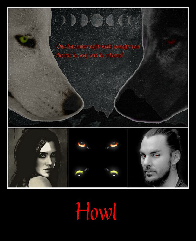 Howl { aka Only He Can Soothe Her Soul } 23909632923_4433f3d9bb_c