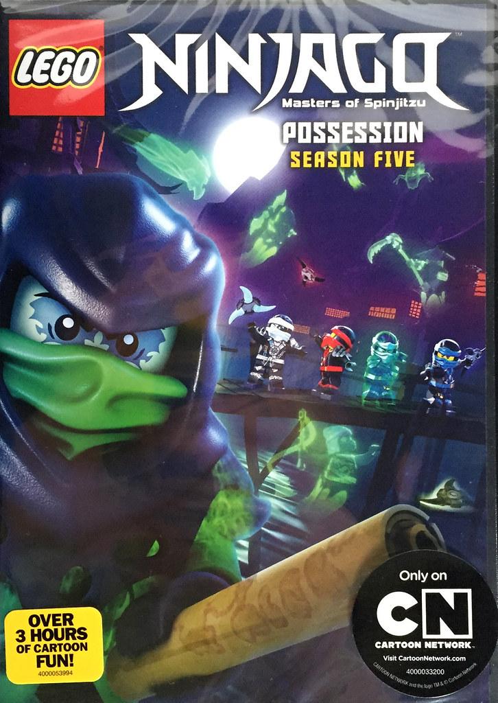 Ninjago season 5 dvd brickset flickr - Ninjago saison 7 ...