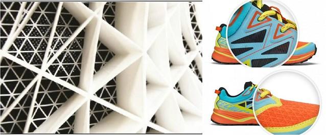 Το ύφασμα με κυψελίδες του εξωτερικού μέρους του παπουτσιού παρέχει εξαιρετικό εξαερισμό και μειωμένη πιθανότητα εισόδου σκόνης στο εσωτερικό!
