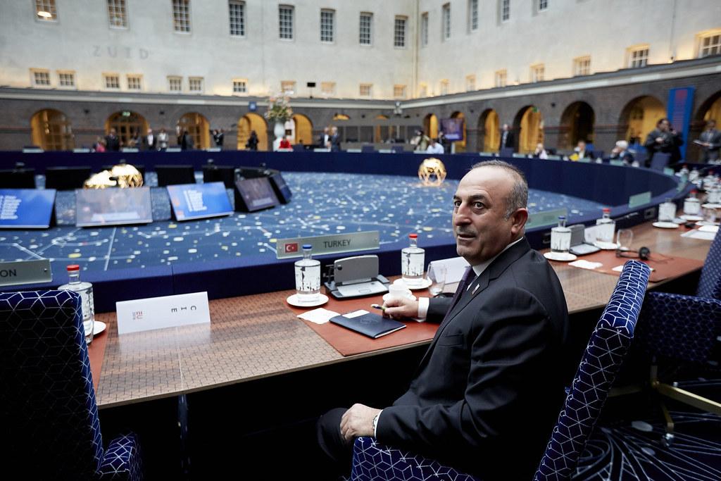 EU ministers van Defensie informele raad Scheepvaartmuseum