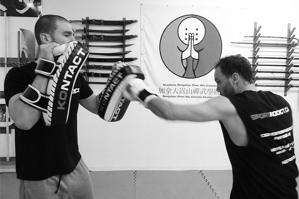 Kickboxing K1 ( Lei tai ) à Laval