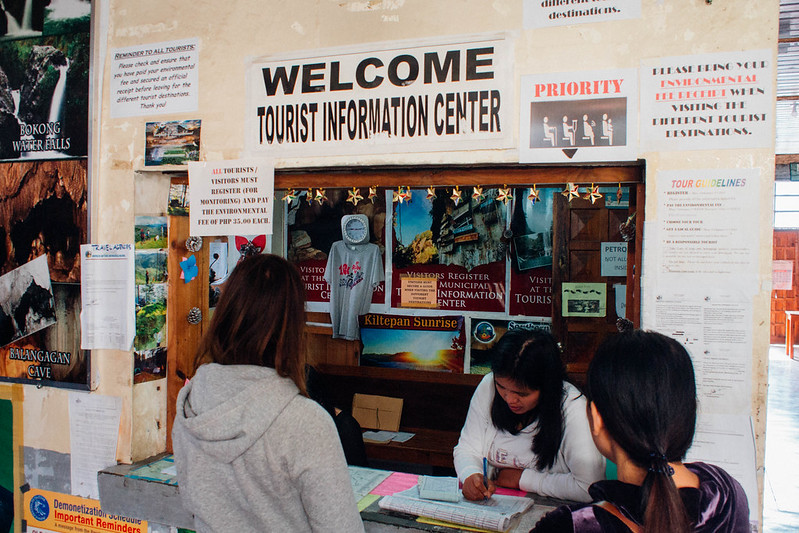 Sagada Tourist Information Center