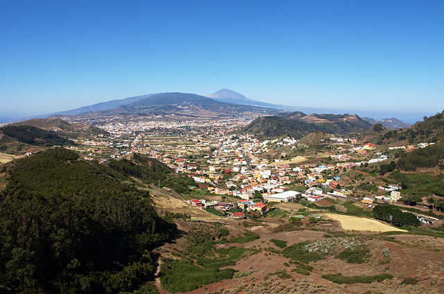 Aguere Valley, Tenerife