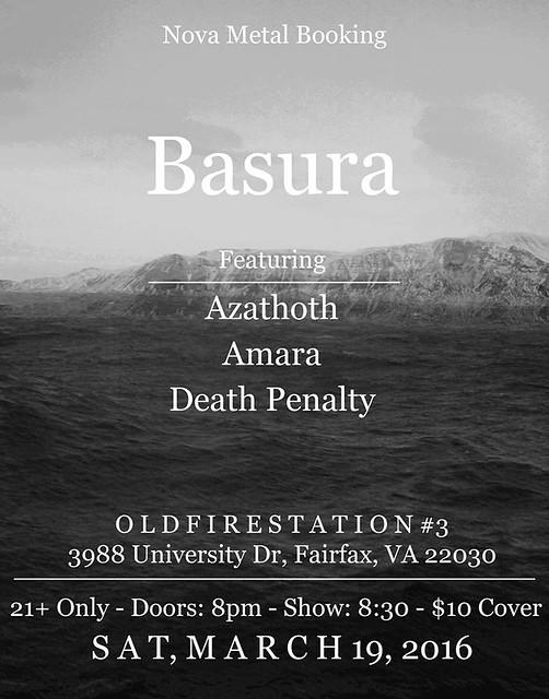 Basura at Old Firestation #3