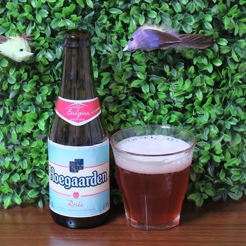 ビール:ヒューガルデン ロゼ