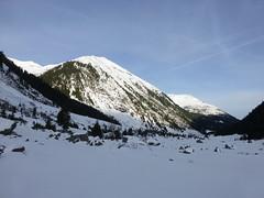 Blick aus dem Tal der Schatten