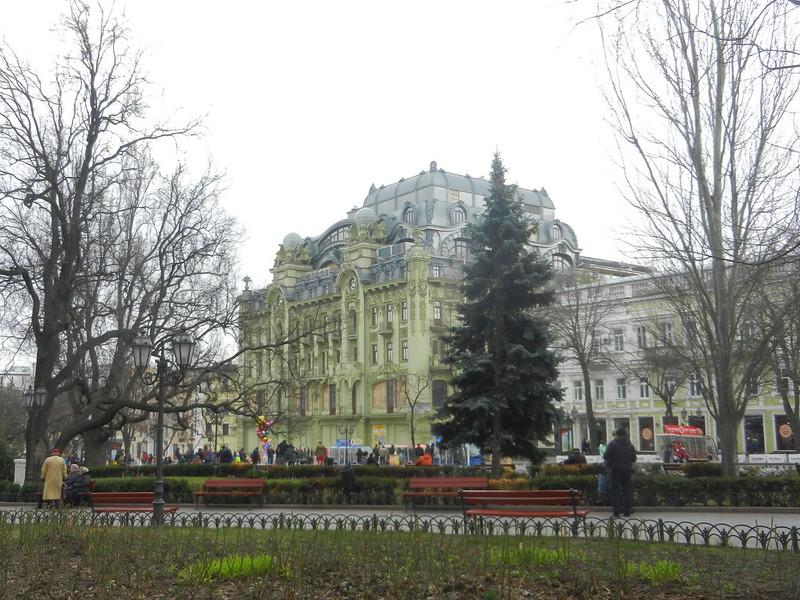 Одесса, Дерибасовская