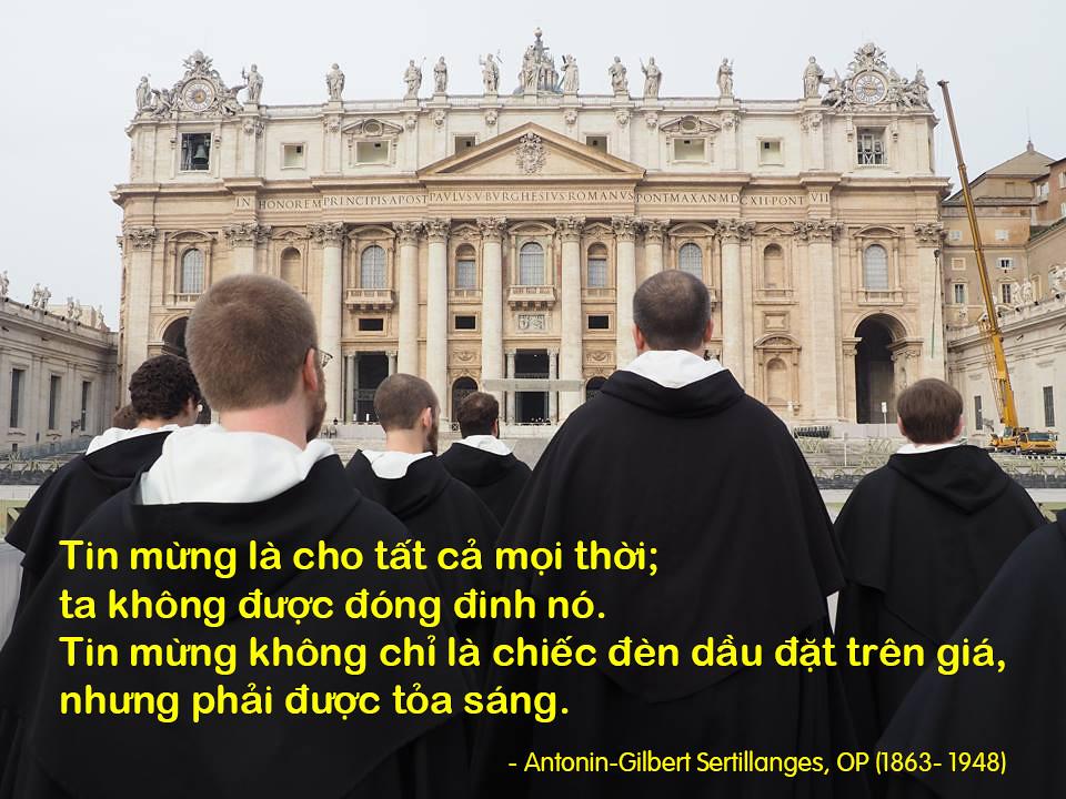 Cha Thánh Đaminh: Quản Trị ...