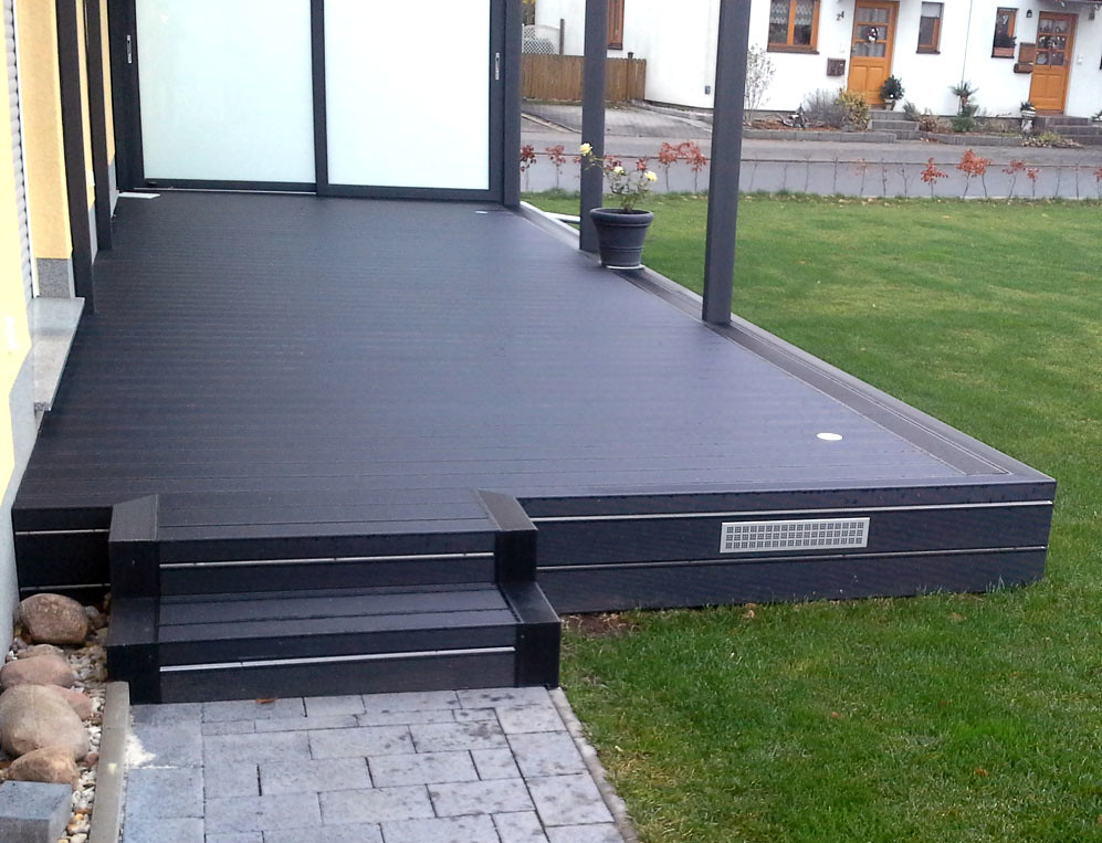 upm profi deck night sky black in halle de night sky. Black Bedroom Furniture Sets. Home Design Ideas