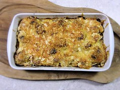 Cauliflower cheese