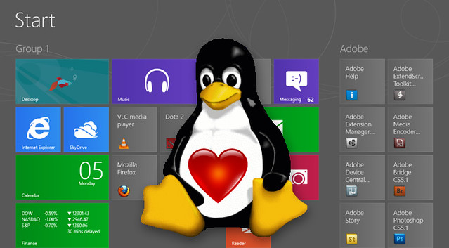 Linux in Windows