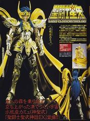 [Comentários] - Saint Cloth Myth EX - Soul of Gold Camus de Aquário 25234997385_e704da3267_m
