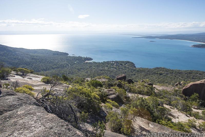 Mt Amos Track Tasmania