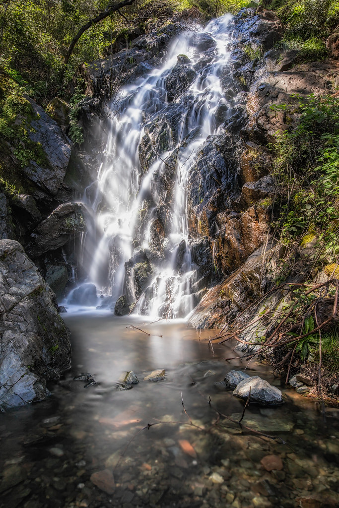 Black Hole of Calcutta Falls | The hike to this Auburn ...