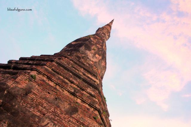 That Dam Vientiane Laos