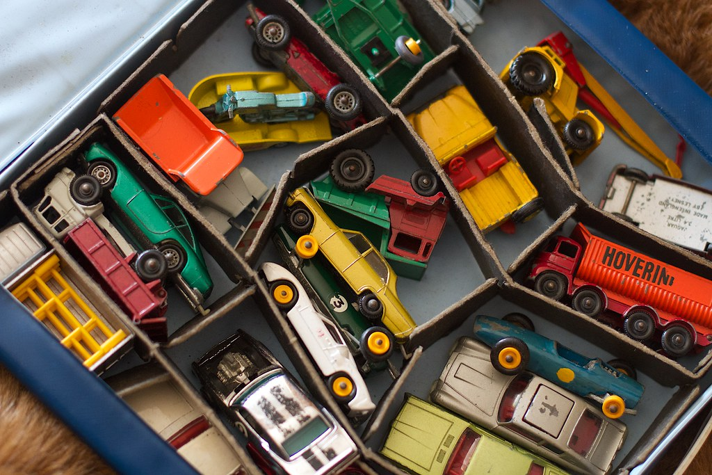 All That Remains Of My Matchbox Cars I Ve Given Hundreds