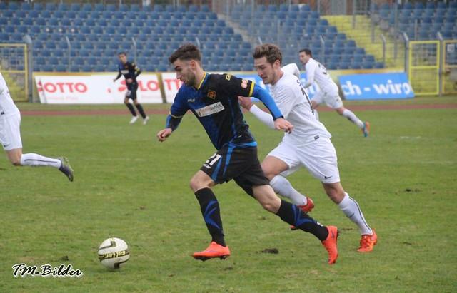 Testspiel TuS Koblenz - 1. FC Saarbrücken  0:2 24605805331_110f66a757_z