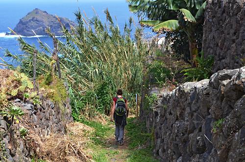 Camino real, Garachico, Tenerife
