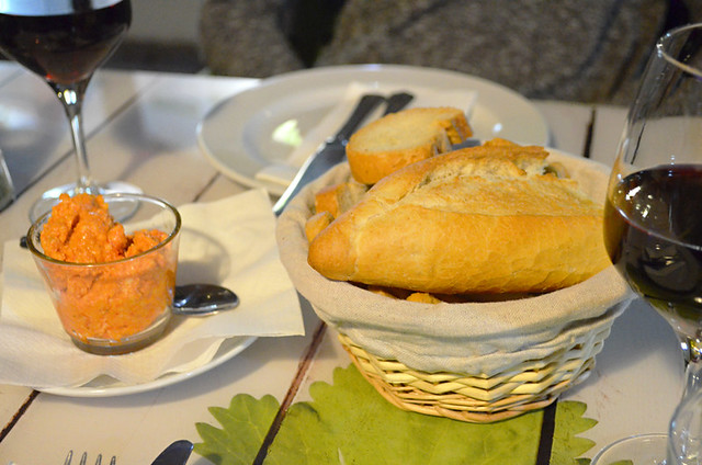 Bread basket, Tenerife