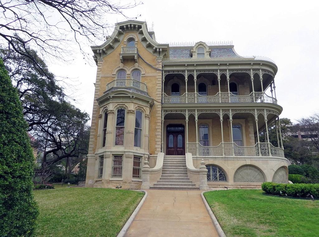The john bremond jr house bremond block historic distri for The austin house