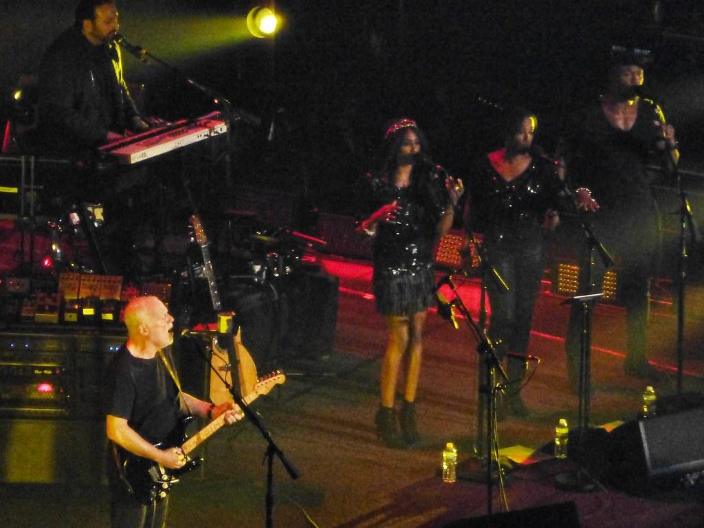 David Gilmour Madison Square Garden Nyc 10 Steven J Messina Flickr
