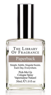 library of fragrance