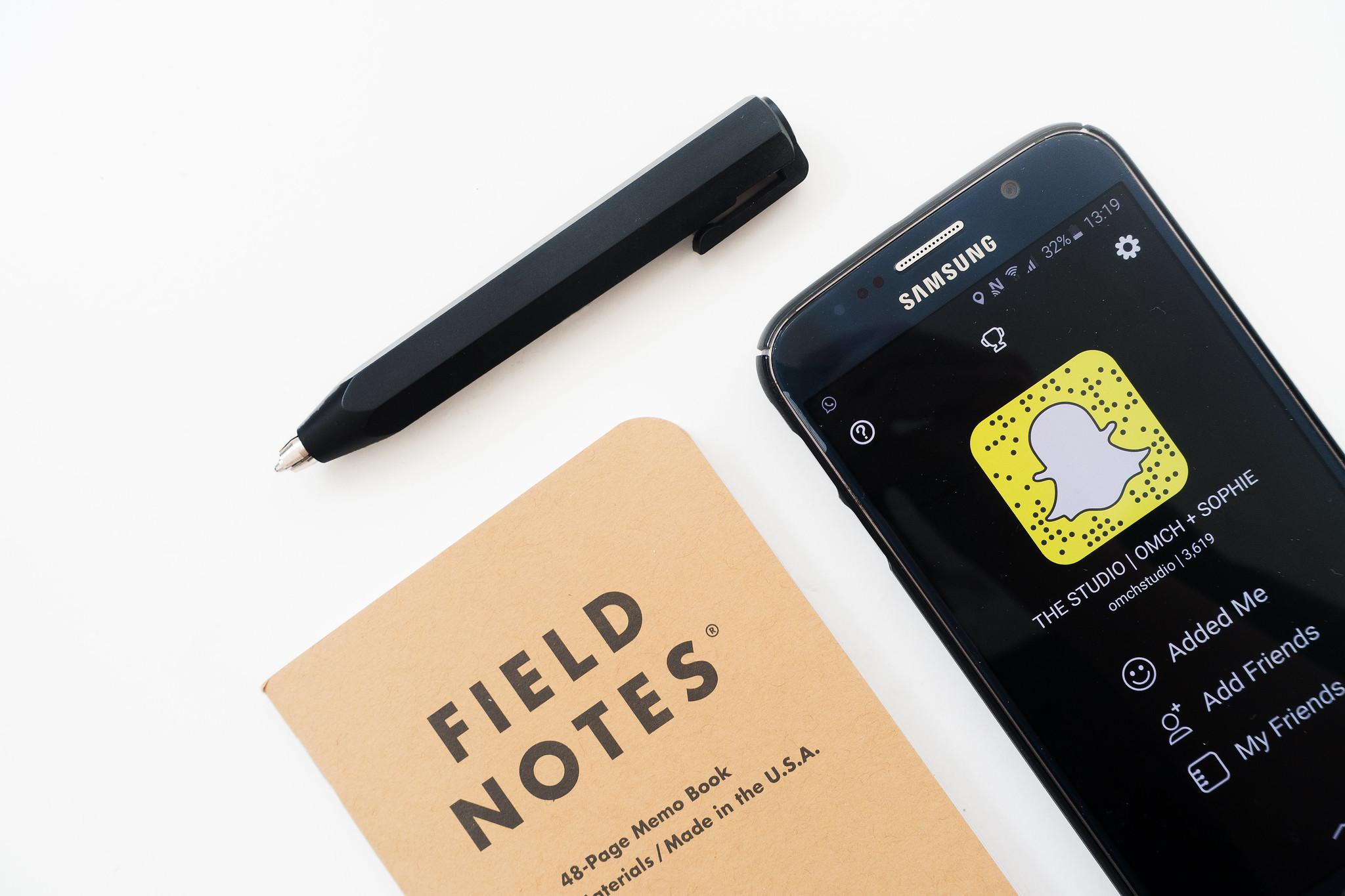 Creative Ways to Use Snapchat