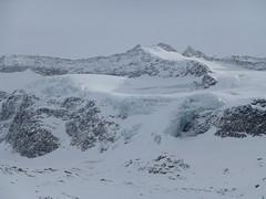 Gletscher unterhalb der Dreiherrenspitze