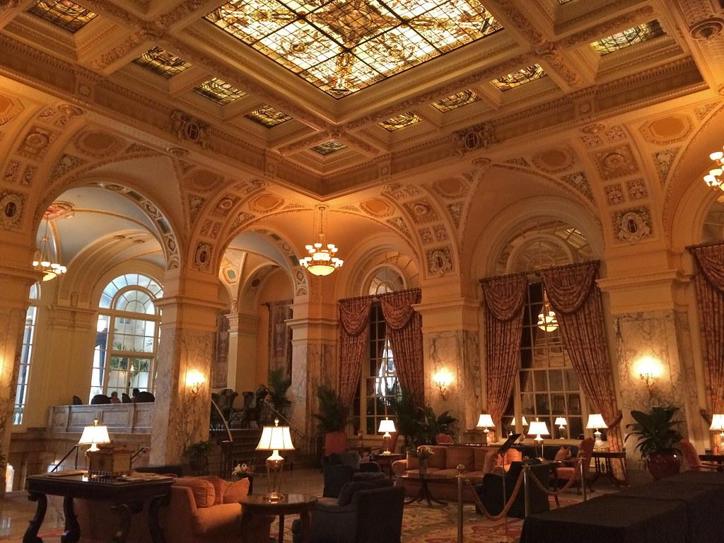 Hermitage hotel nashville tn tennessee retro roadmap 2 - Hotel suites nashville tn 2 bedroom ...